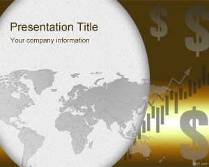 Link toWorld bank powerpoint template