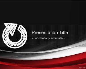 Link toContinuous improvement powerpoint template