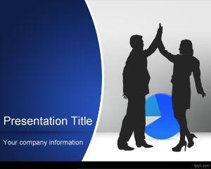 Startup Success PowerPoint Template
