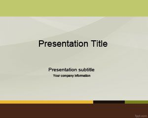 Agency Firm PowerPoint Template