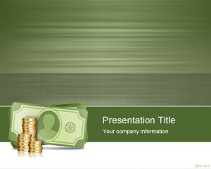 Central Bank PowerPoint Template