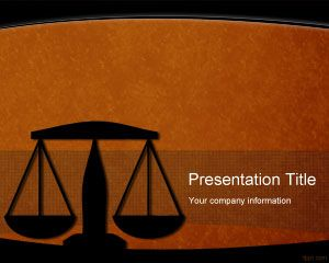 Law free powerpoint templates this free legal template has a justice scale in the master slide and you can download the red background template for legal presentations and attorneys toneelgroepblik Choice Image