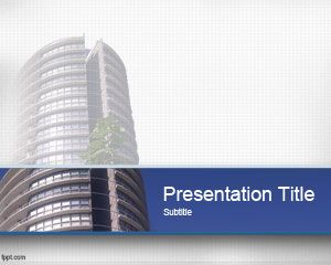 Apartment Powerpoint Template