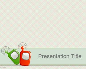 Baby Call PowerPoint Template