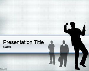 Link toBusiness people powerpoint template