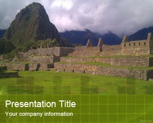 Civilization PowerPoint Template