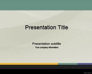Plantilla PowerPoint de Agencia de Diseño PPT Template