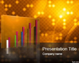 Gold Business PowerPoint Template