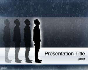 Plantilla PowerPoint de Clonación PPT Template