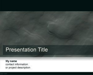 Iron PowerPoint Theme