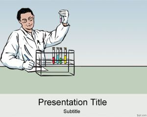Lab PowerPoint Template