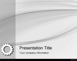 Plantilla PowerPoint Industrial PPT Template