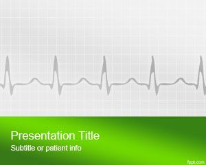 free medical PPT template