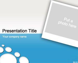 Plantilla PowerPoint para Fotografías PPT Template