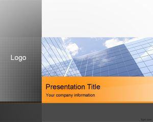Link toProfessional business office powerpoint template