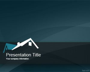 Realtor PowerPoint Template PPT Template