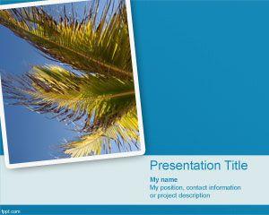 Plantilla PowerPoint de Relajación
