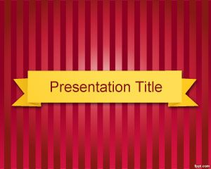 Talk Show PowerPoint Template