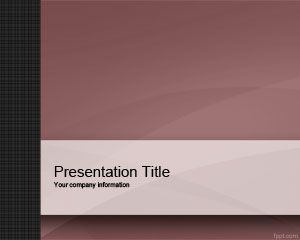 Plantilla PowerPoint de Pequeña Empresa PPT Template