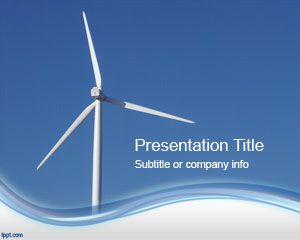 Powerpoint Template Water