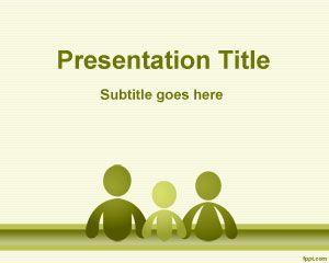 Plantilla PowerPoint para proyecto de Ciencias Sociales