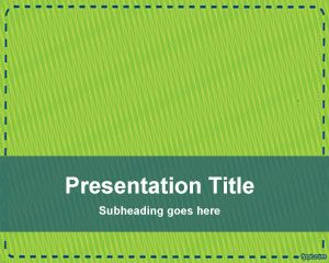 Coupon PowerPoint Template