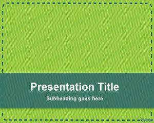 Plantilla PowerPoint de Cupón