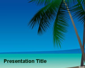 Nature free powerpoint templates you can download free paradise powerpoint template for wedding presentations on the beach and private islands as well as other presentations toneelgroepblik Choice Image