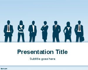 Free Business PPT Template