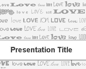 gray free powerpoint templates