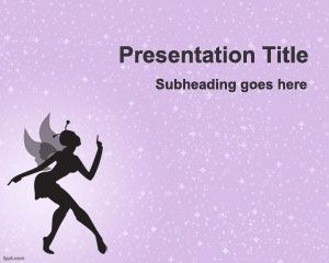 Powerpoint download template for Fairy tale powerpoint template free download