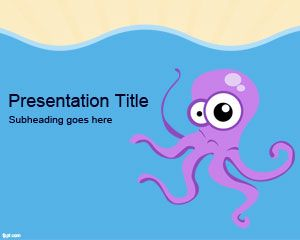 Octopus PowerPoint Template