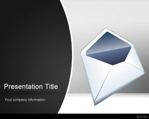 Free Mail PowerPoint Template