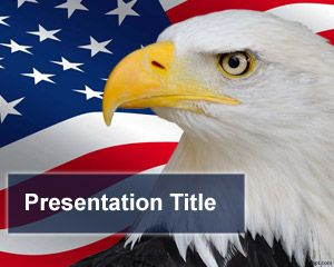Declaration of US Independence PowerPoint Template