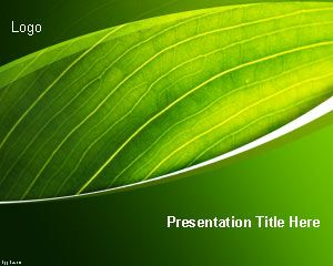 Nature free powerpoint templates you can download fresh powerpoint template with natural background and green colors to make presentations in powerpoint toneelgroepblik Image collections