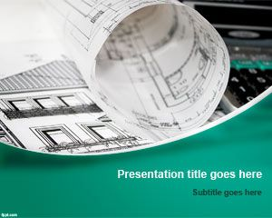 green – free powerpoint templates, Powerpoint templates