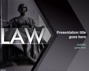Law free powerpoint templates you can download this free law powerpoint background and free ppt template to prepare presentations on legal cases allegation as well as trials toneelgroepblik Gallery
