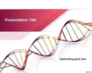 Medicine health free powerpoint templates you can download this free genetics powerpoint template for science projects as well as other topics related to biology and bioinformatics toneelgroepblik Choice Image