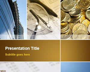 Business Collage PowerPoint Template