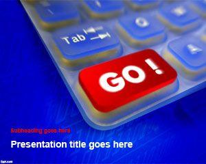 Go ahead PowerPoint Template