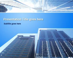 Business finance free powerpoint templates this free business powerpoint template combines the colors of business and corporate presentations blue sky blue etc plus a nice image of toneelgroepblik Image collections