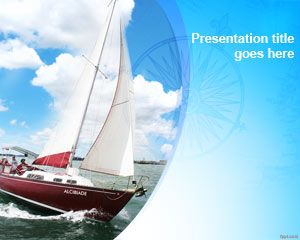 Yacht PowerPoint Template