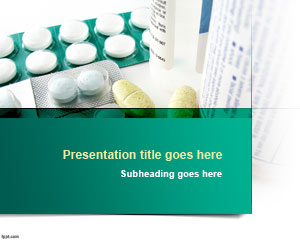 Tablets PowerPoint Template