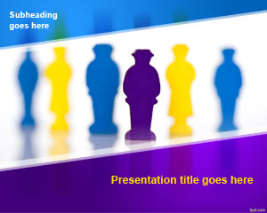 Education free powerpoint templates template to prepare powerpoint presentations for human resources job descriptions as well as other career powerpoint presentations created with toneelgroepblik Choice Image