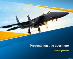 Aviation PowerPoint Template