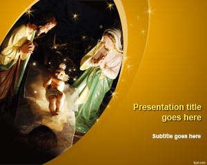 Holidays in the year free powerpoint templates with inclusion of the story of mother mary and events leading up to the birth of jesus christ free powerpoint template can be useful in inspiring toneelgroepblik Gallery