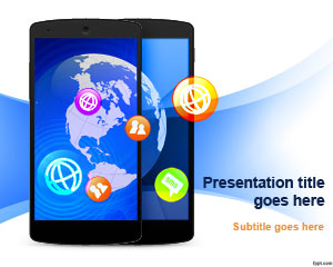 Free Voice Mail PowerPoint Templates