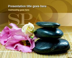 Wellness Spa PowerPoint Template