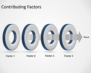 Contributing Factors PowerPoint template