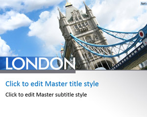 london-powerpoint-template
